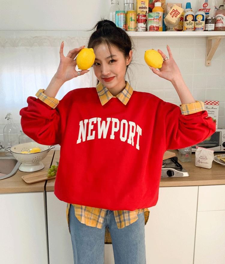 Newport sweat shirt
