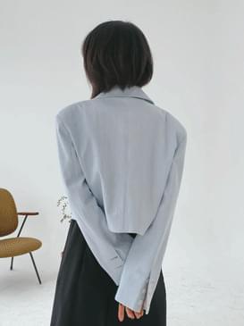 Direct cropped jacket ジャケット