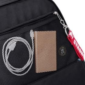 RB Mesh Backpack with Key Holder ♡ 後揹包
