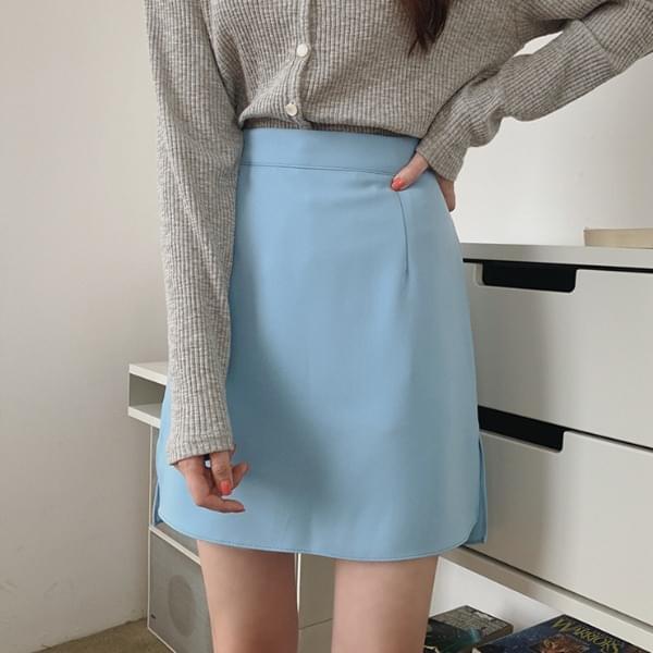 Poen slit skirt