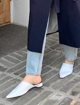 Stiletto cover basic mule_J (size : 230,235,240,245,250)