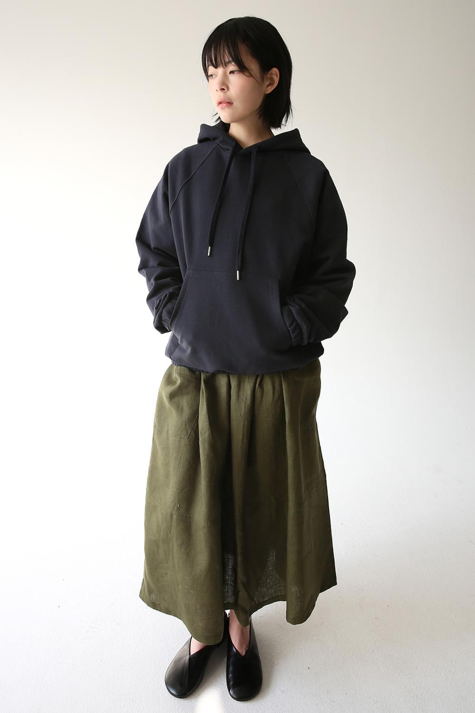 raglan hoodie top