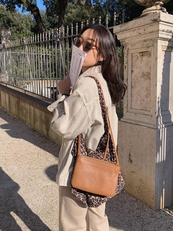 Minileo Fabric Bag 肩背包