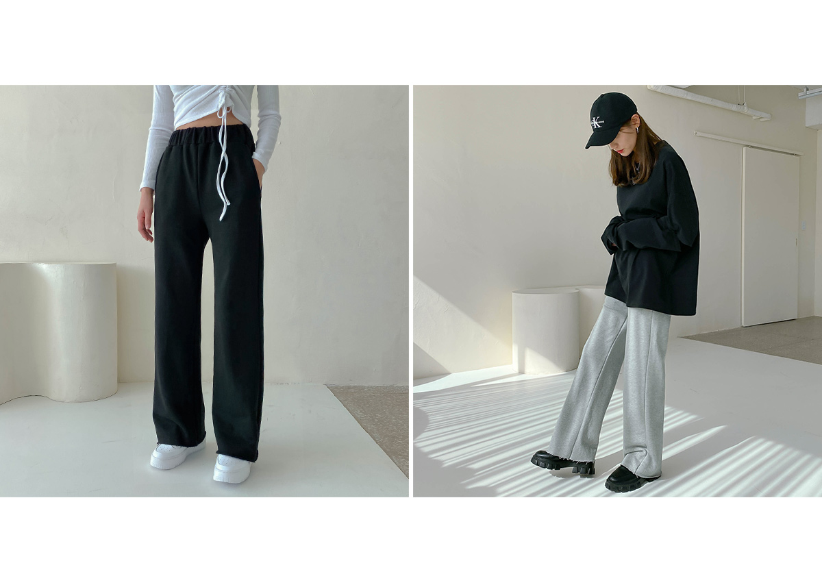 Wide Max Training Pants