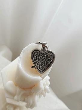 Layered Heart Necklace ネックレス