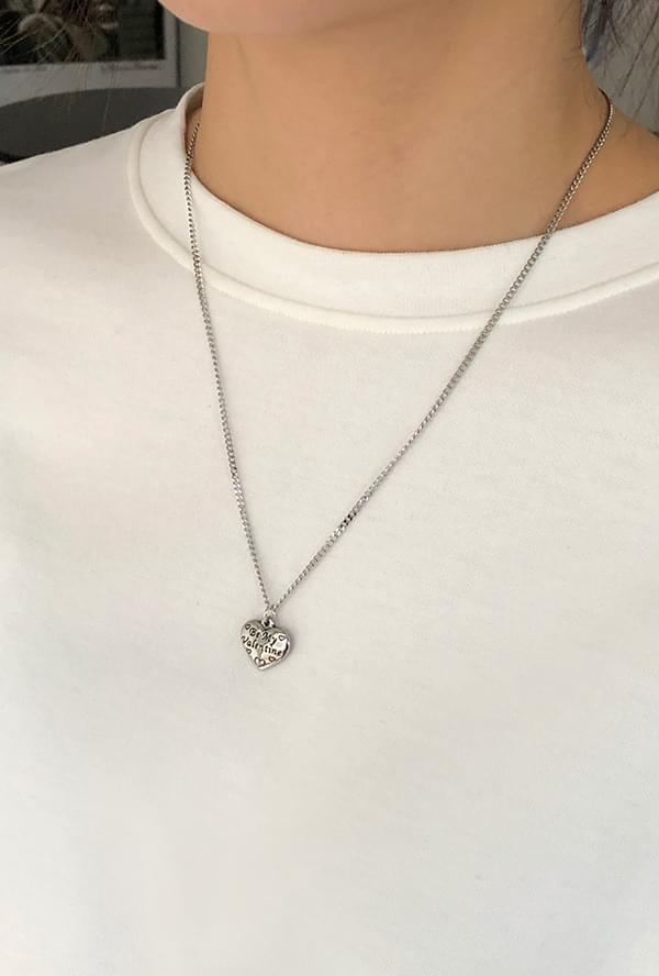 Valenti Heart Necklace ネックレス