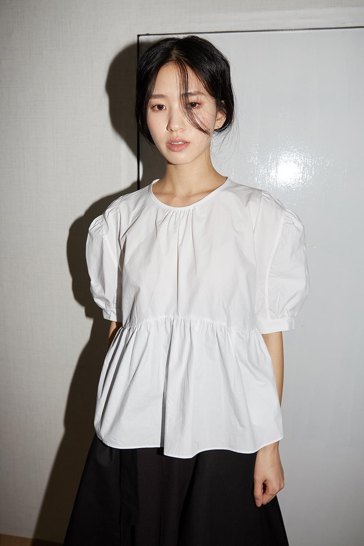 sensual wave blouse
