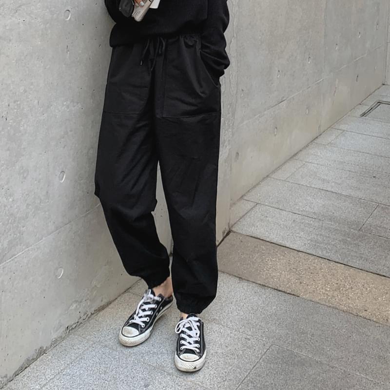 Long jogger pants