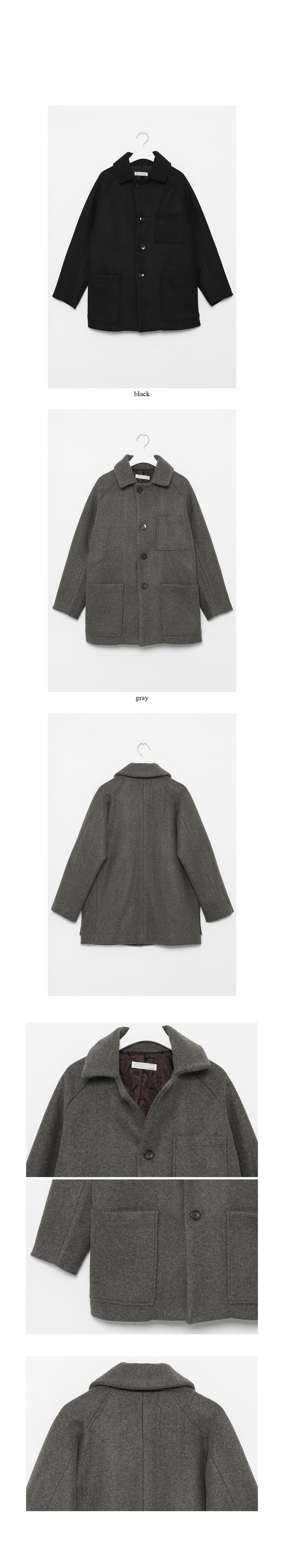 3 pocket midi jacket