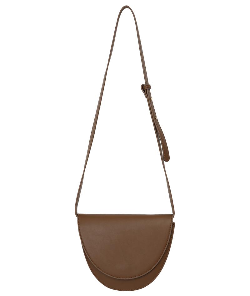 Second round shape bag_C