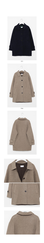 color combi midi coat