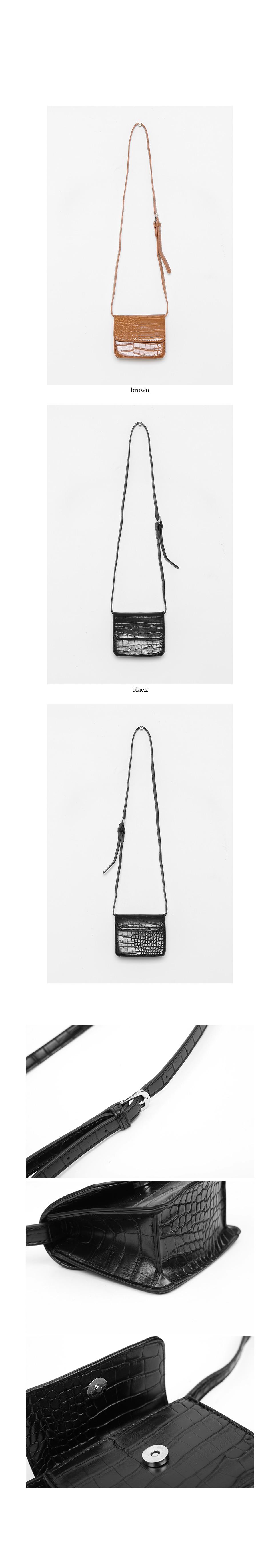 minimal crack bag