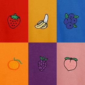 과일과일 맨투맨