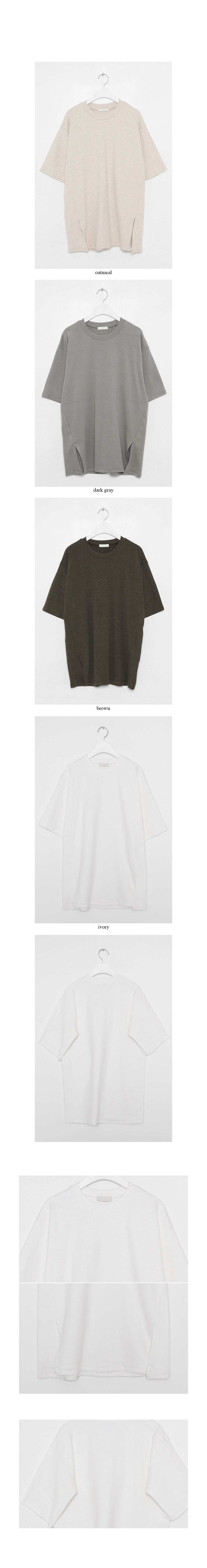 napping soft loose tee