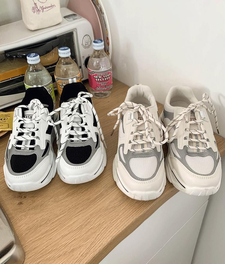 Shiny Scotch Running Shoes