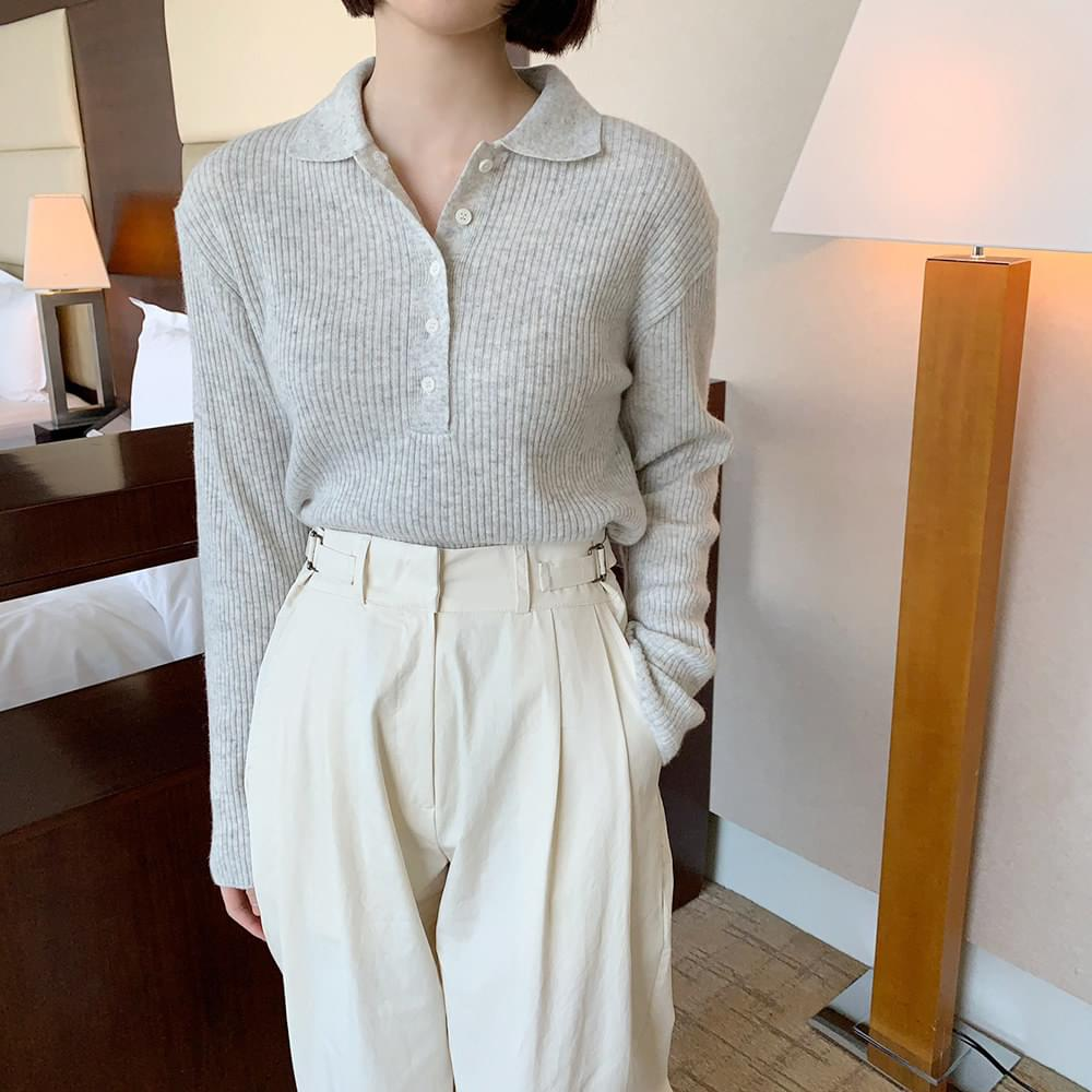 Kara corrugated knit