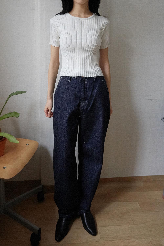 stitch wearable denim jeans