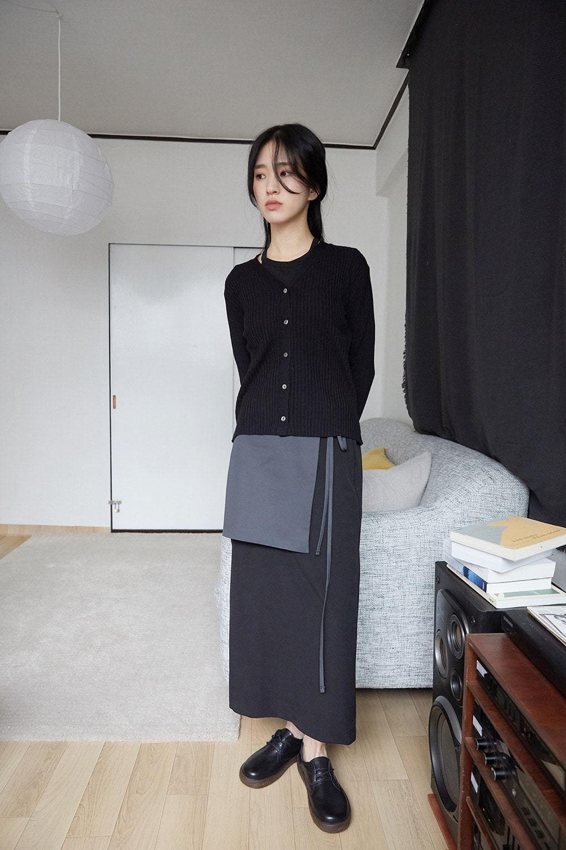 wrap pocket modern skirts skirt