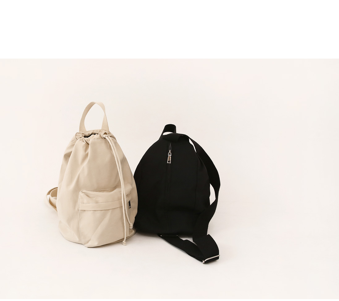 LOWER POCKET CROSS BACKPACK