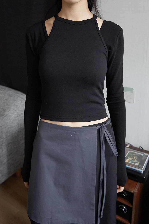 halter neck tube top sleeveless