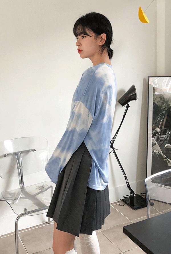 Taidai Boxy T-Shirt 長袖上衣