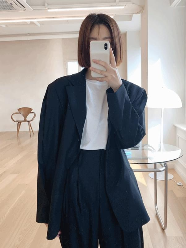 Side setup jacket