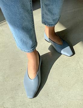 color point flat shoes_P (size : 230,235,240,245,250)