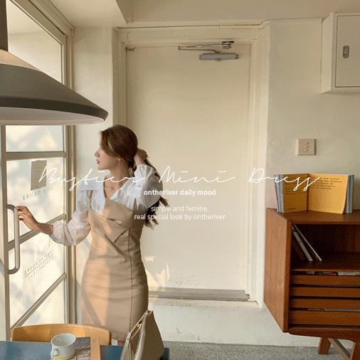 Beth Bustier Mini Dress