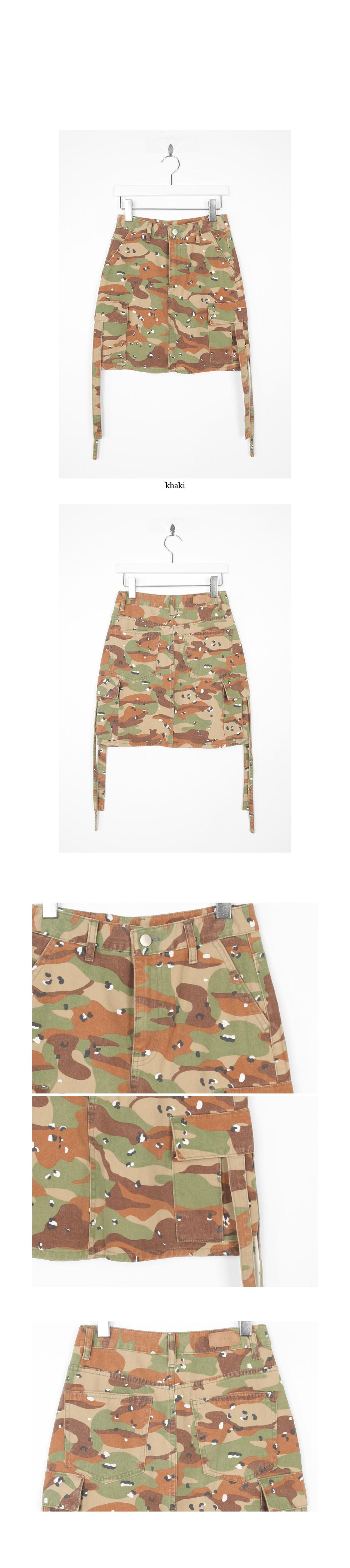 restoration strap mini skirts