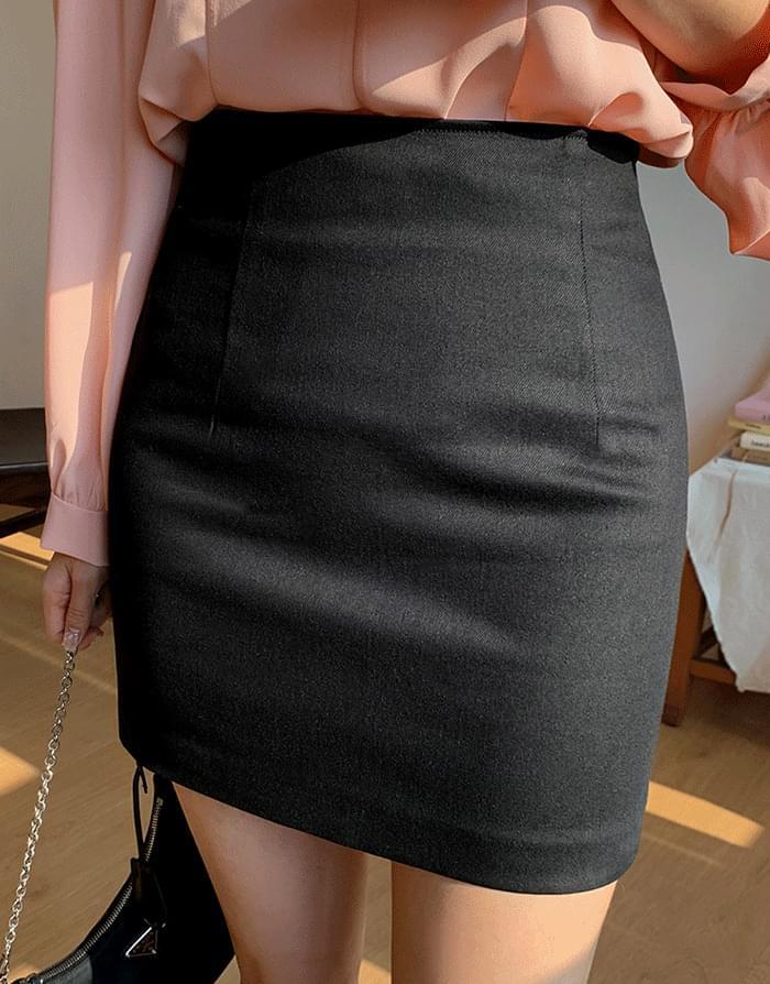 Little Fin Tuck Skirt skirt