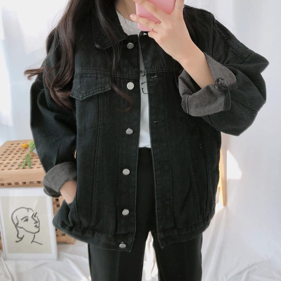 1710 vintage denim jacket jacket