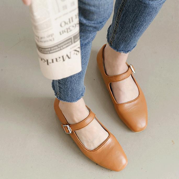1053 black widow flat shoes sh956 flats