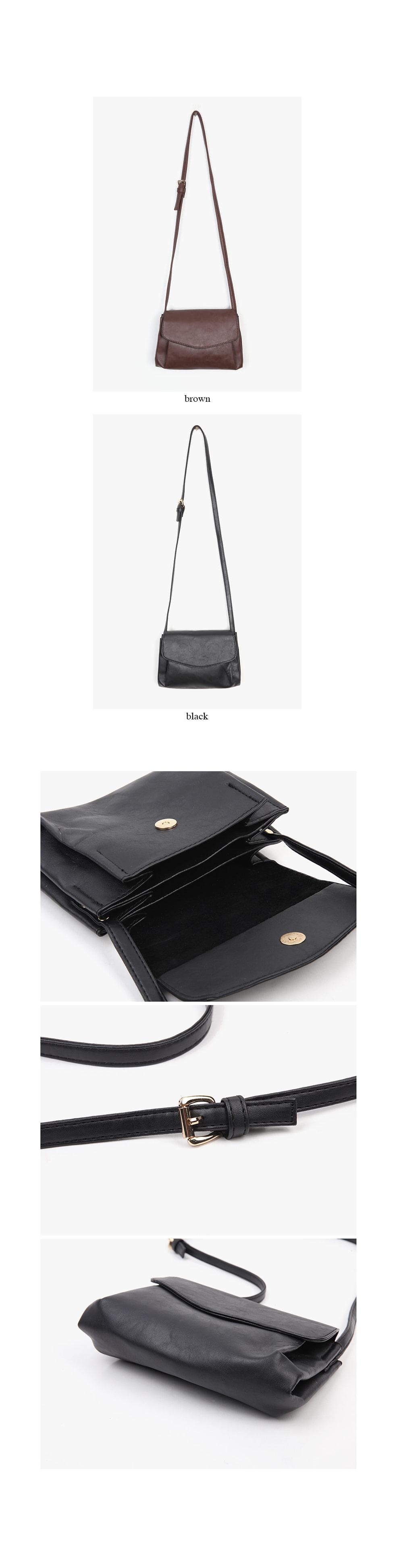 layer easy shoulder bag