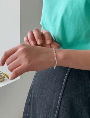 Minimalist Two-Chain Bracelet