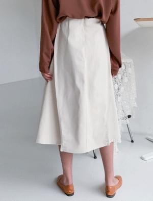 High waist uniqueline skirt 裙子