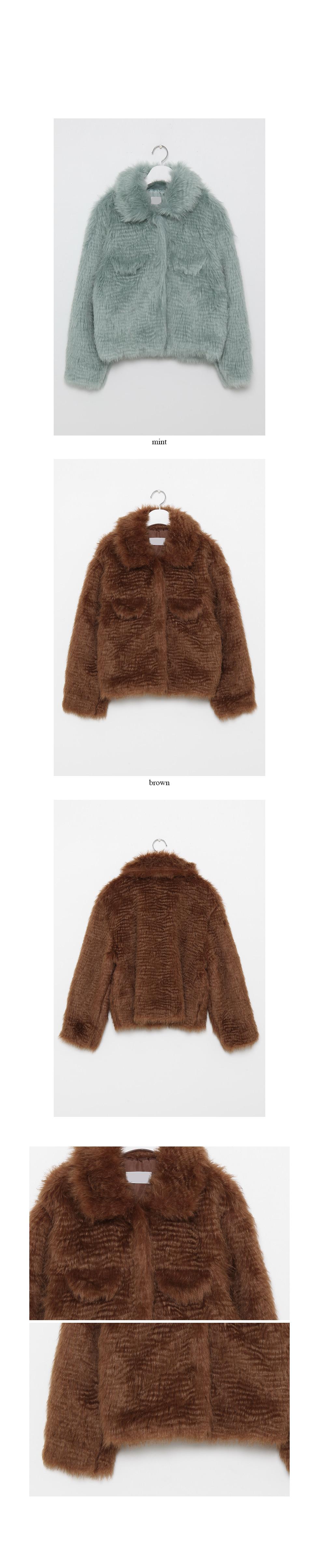 hippie fur jacket