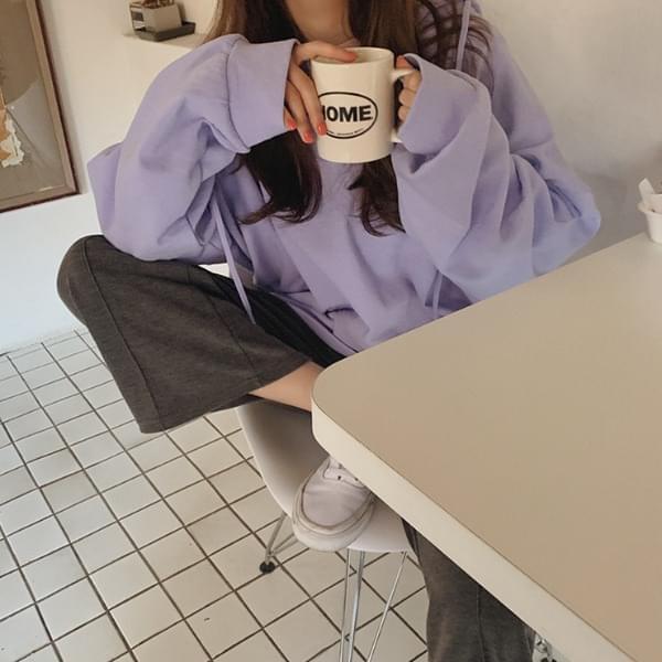 Renbo colored hooded sweatshirt