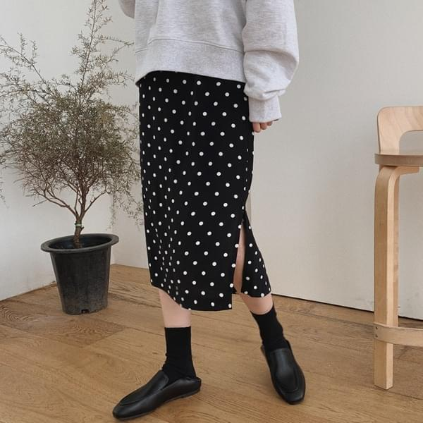 Prezi Dot Skirt