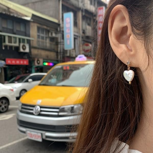 Osh Heart Earrings