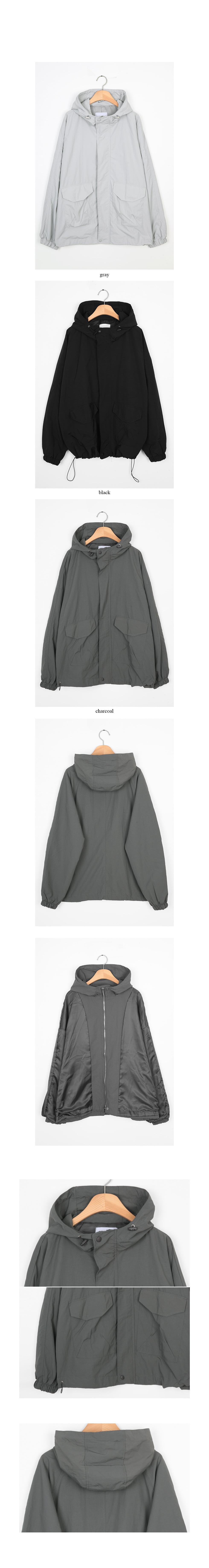 faintly texture hoody jumper