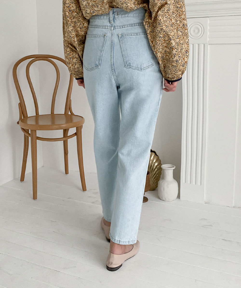 High West Annual Date Jeans