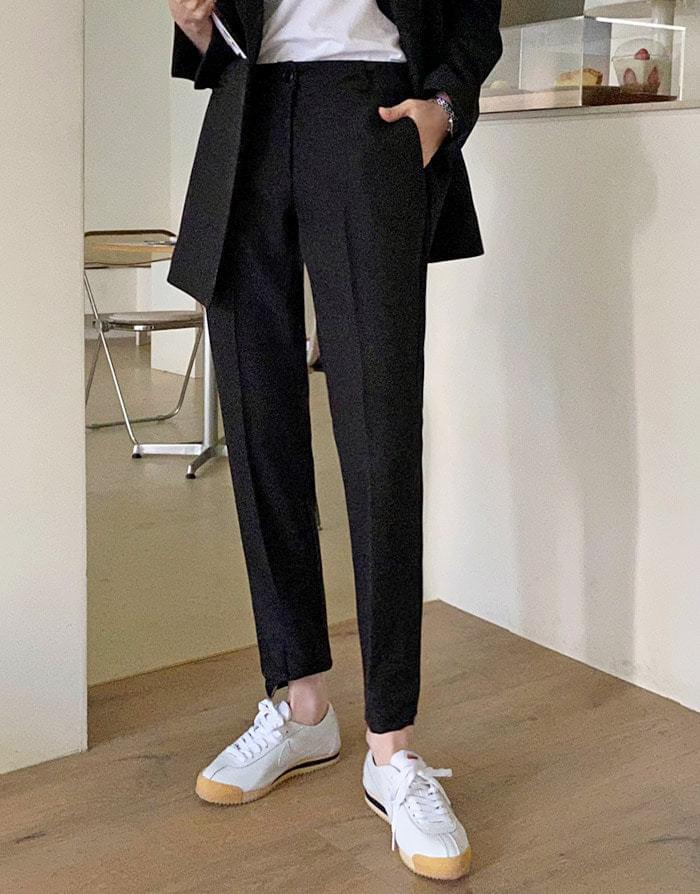 Lien Basic Setup Suit Slacks 長褲