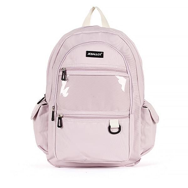 YB Side Pocket Backpack 後揹包