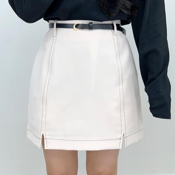 Stitch ball skirt