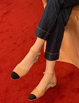 Match color strap shoes_A (size : 230,235,240,245,250)