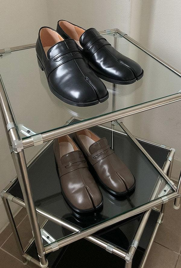 Schubby Tabi Loafers 樂福鞋
