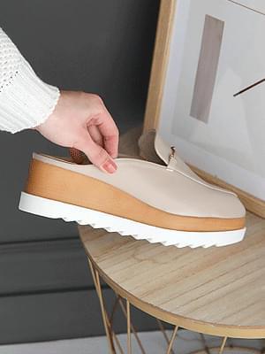 Kobeta Thick Blotter 5cm 樂福鞋