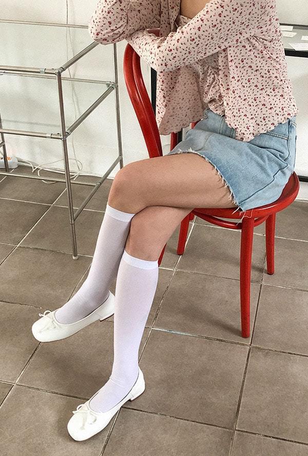 Ribbon flat shoes 平底鞋