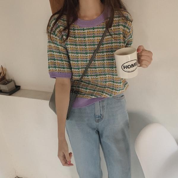Shiodo color knit