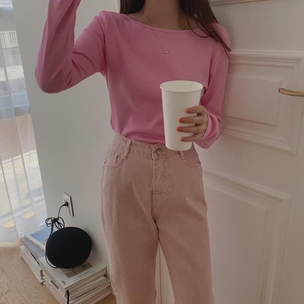 Caron Yunek Long Sleeve Tee